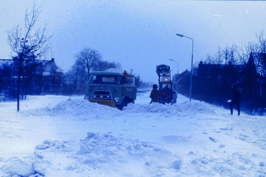 Winter 1979 Stadskanaal